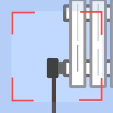 Regular boiler radiator system
