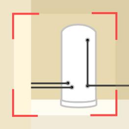 Regular open vent hot water cylinders